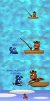 [Comic] Fishing Trips