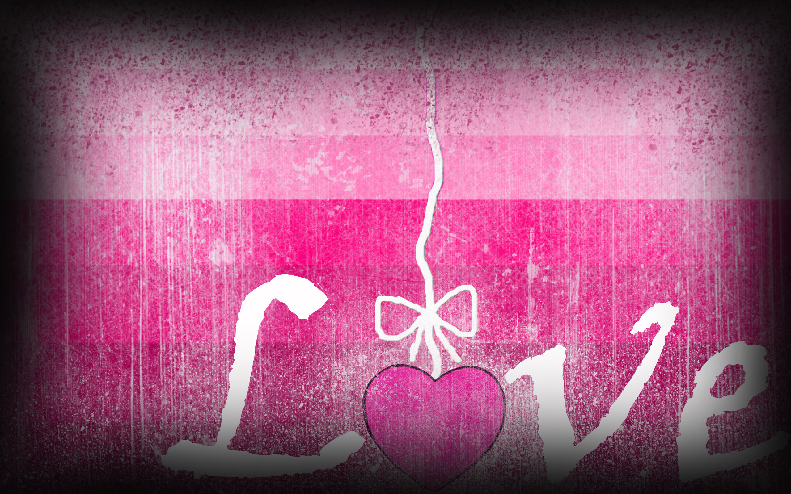 love pink wallpaper - photo #3