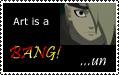 Art is a BANG by darkmangachick