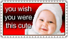 cuteness stamp by darkmangachick