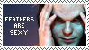 Lauri Ylonen Stamp by darkmangachick