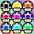 Mushroom Icon 1 by darkmangachick