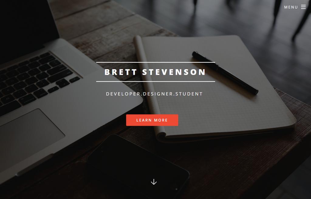 Website Redesign by BStevenson
