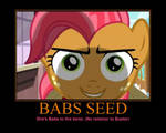 Motivational... Babs Seed