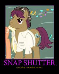 Motivational Snap Shutter
