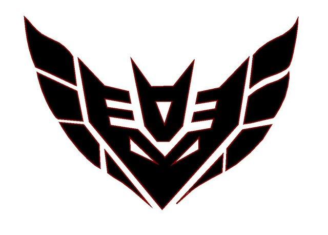 Decepticon Firebird Vinyl Logo By Chronosfx On Deviantart