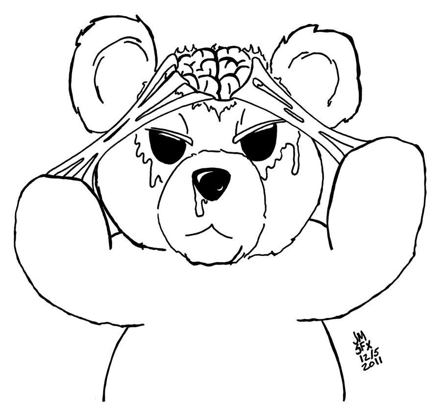 Teddy Bear Brains... by ChronoSFX on DeviantArt