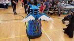 Rainbow Dash Dalek back