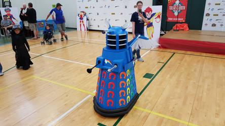 Rainbow Dash Dalek cosplay by ChronoSFX