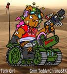 Tank Girl - Color