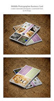 Wildlife Photographer Business Cards