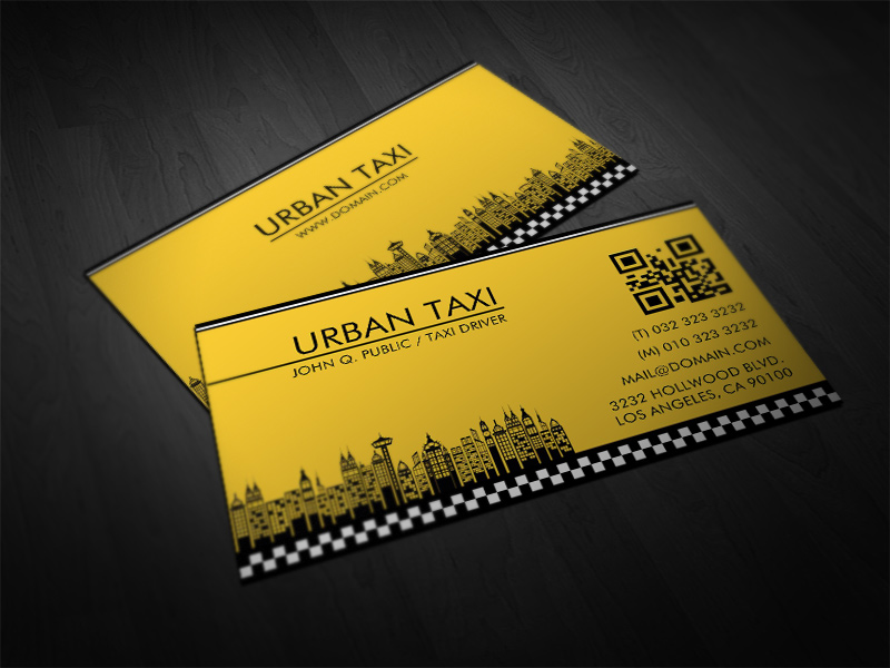 Yellow cab taxi driver business cards by es32 on deviantart yellow cab taxi driver business cards by es32 reheart Images