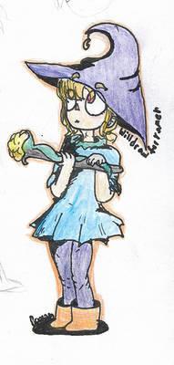 Smol Witch