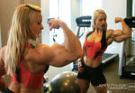 Sample352Y1111 Jenny's Muscle Surprise