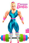 Bodybuilding Barbie