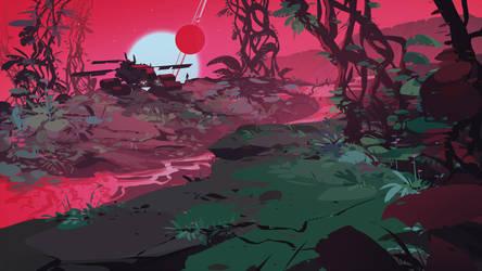 Red by cyberkolbasa