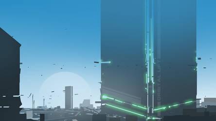 Orbital Lift by cyberkolbasa
