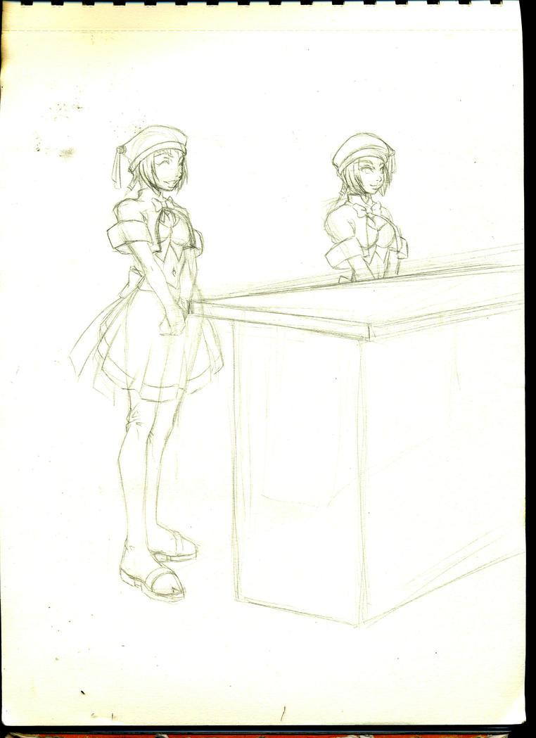 Guild uniform by GuildAdventure