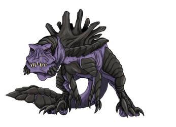 monster design contest entry 3