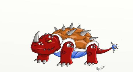 monster design contest entry 7
