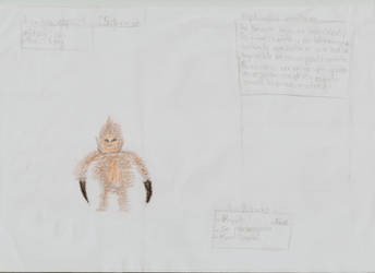 monster design contest entry 8