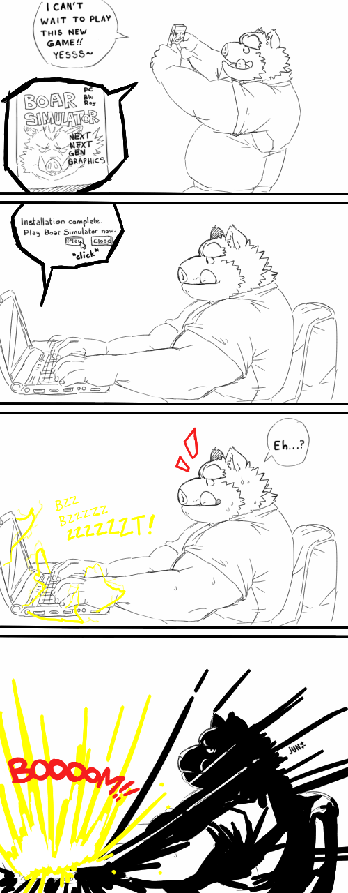 Me trying to play games by fb1907