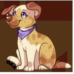 sitting pup by naida4