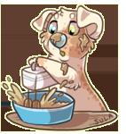 Baking Oops by naida4