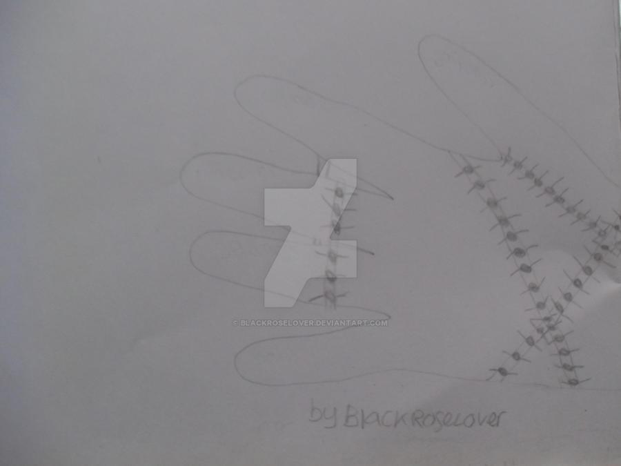 My Hand by blackroselover