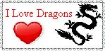 Dragon by blackroselover