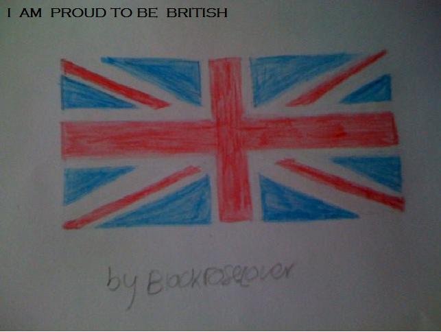 I am proud by blackroselover