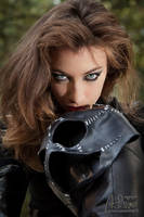 Selina Kyle by TiddeInDisguise