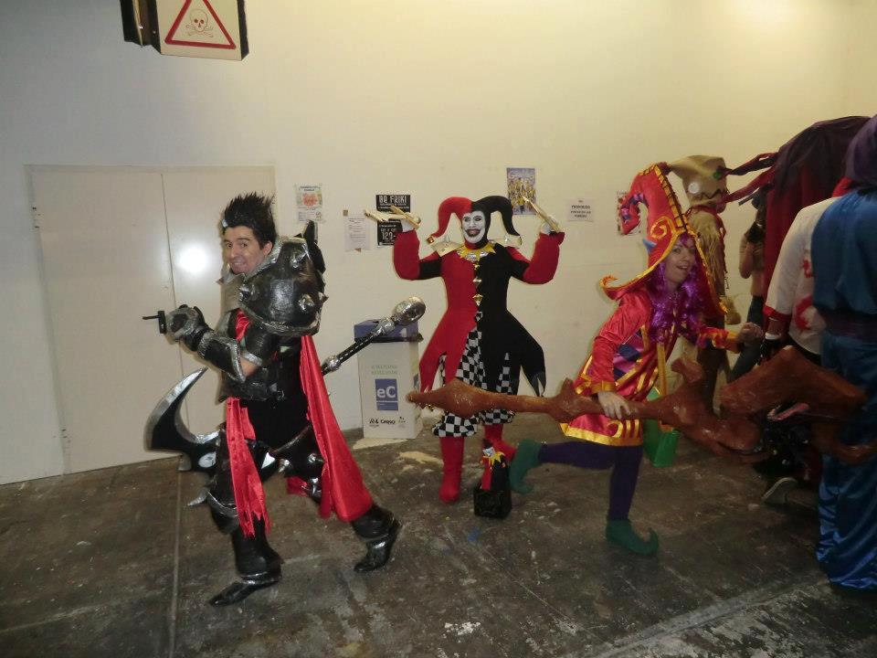 Shaco Darius Lulu Cosplay by DarotunLeague Of Legends Cosplay Darius