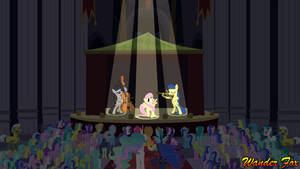 Canterlot Royal Concert Trio