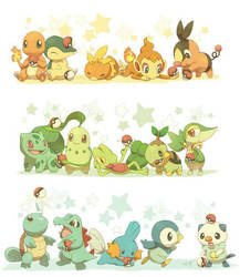 pokemon by Smoker5