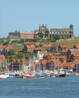 Whitby Abbey - 3 by ahappierlife