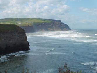 Coastal scenery by ahappierlife