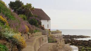 Traditional building - Runswick Bay