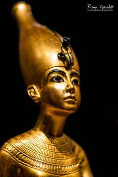 Egyptian Statuette 2