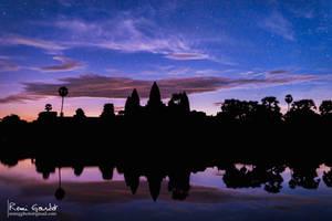 Sunrise ar Angkor Vat