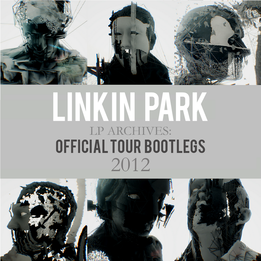 linkin park official tour bootleg 39 12 fan made by. Black Bedroom Furniture Sets. Home Design Ideas
