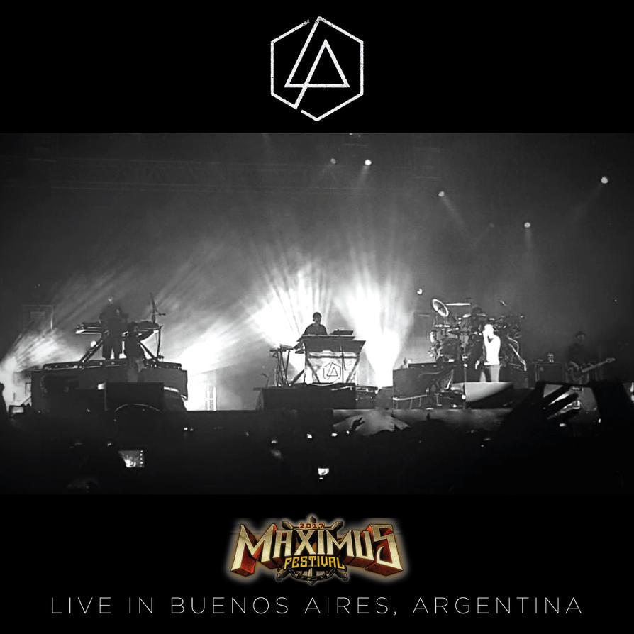 LINKIN PARK - Live at Maximus Festival 2017, ARG by Strangerz92