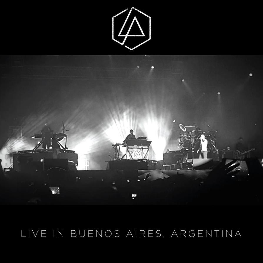 LINKIN PARK - Live in Buenos Aires, ARG 2017 by Strangerz92