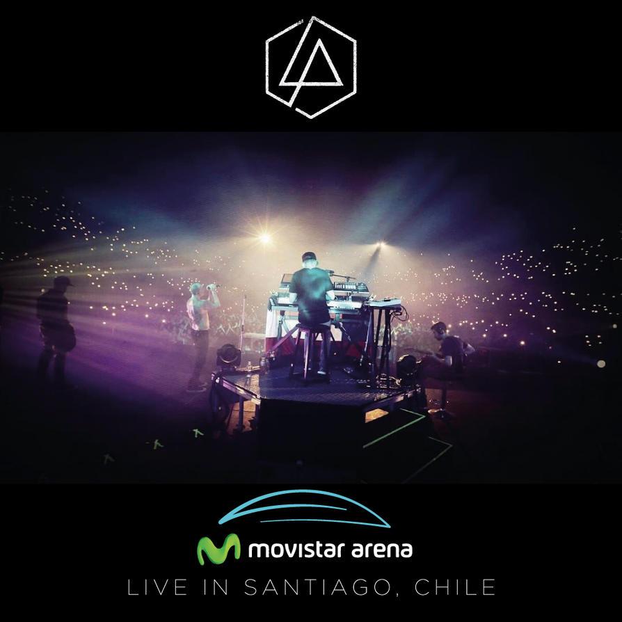 LINKIN PARK - Live at Movistar Arena, Santiago by Strangerz92