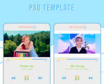 PSD TEMPLATE #001  SUMMER MAGIC VIDEO PLAYER 