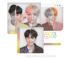 PACK PNG #46 // BTS|LY 'ANSWER' L Ver.| by Lisethh