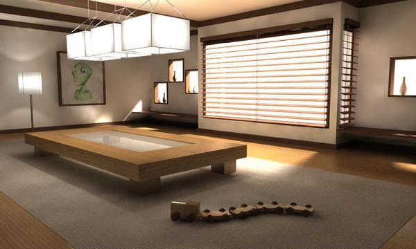 Peaceful Room By Kahvi On Deviantart