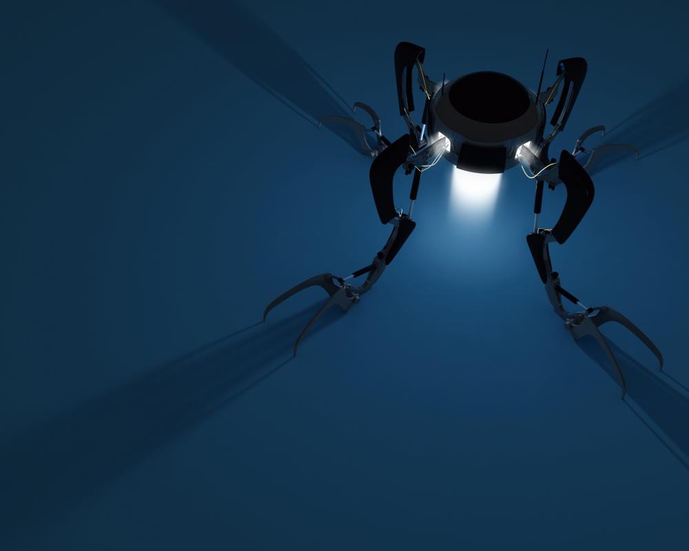 HOSU Spider Bot 1.0 by kahvi