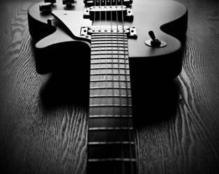 Guitar by jakethesnake999