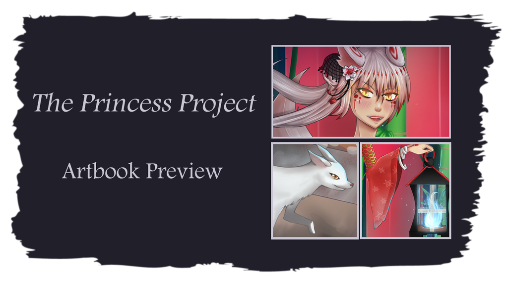 Princess Project Artbook Contest Preview by China-Girl-Doll